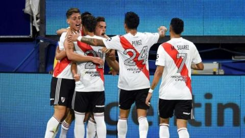 River-Palmeiras y Boca-Santos, 'finales anticipadas' entre equipos campeones