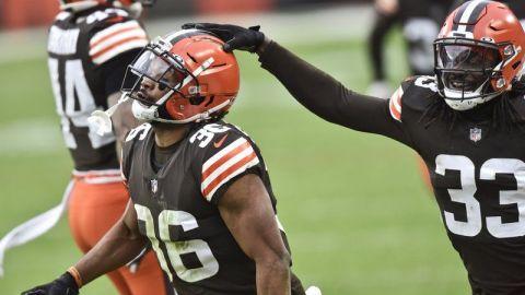 Browns, a playoffs por 1ra vez desde 2002