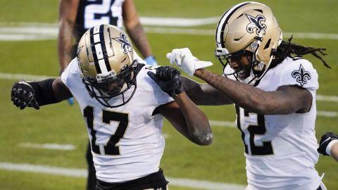 Saints cierran temporada con triunfo y amarran segundo sitio de la NFC