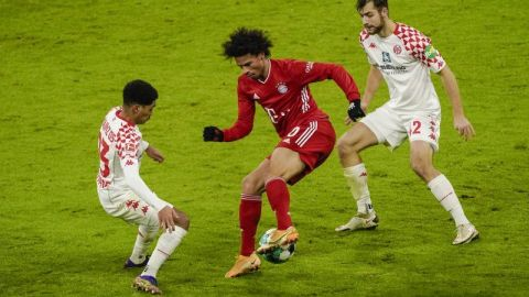 El Bayern necesita despabilarse en los primeros 45 minutos