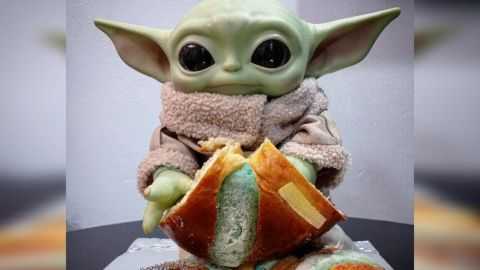 Rosca de Reyes de Baby Yoda, es un ataque a la religión: Frente por la Familia
