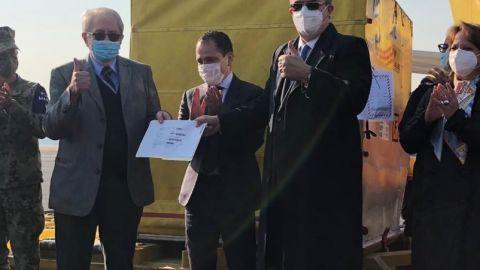 ''México, lugar 13 del mundo con más personas vacunadas contra Covid''