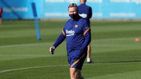 Koeman ya tiene lista de posibles refuerzos y salidas de Barcelona