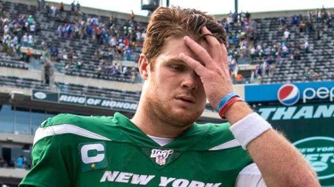 Jets no están seguros sobre el futuro de Sam Darnold