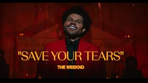 The Weeknd muestra su nuevo rostro en ''Save your tears'' y hacen memes