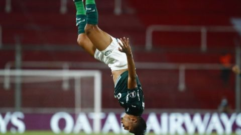 Libertadores: Palmeiras golea 3-0 a River