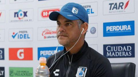 Querétaro será un equipo protagonista: 'Pity' Altamirano
