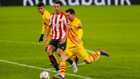 Messi comanda triunfo del Barcelona