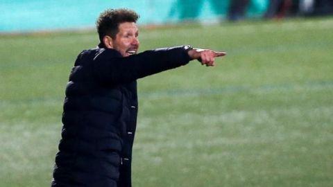 """Simeone: """"Habrá que buscar soluciones si es que estamos el año que viene"""""""