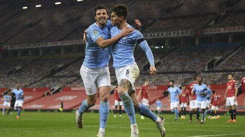 City jugará otra final de Copa de Liga; vence al United