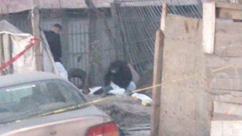 VIDEO: Hallan cinco cuerpos en la ''narcofosa'' clandestina en el Maclovio Rojas