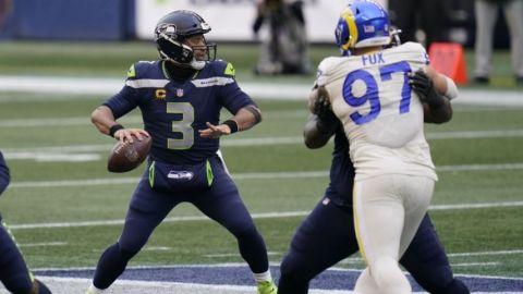 Tercer round: Seahawks y Rams chocan ahora en playoffs