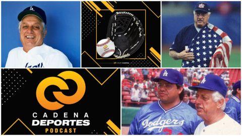 CADENA DEPORTES PODCAST: Tommy Lasorda; adiós a un grande de los Dodgers