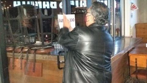 Continúan las verificaciones a bares de Tijuana