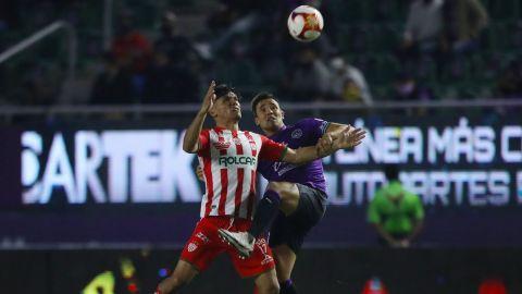 Mazatlán se quedó con el triunfo ante Necaxa
