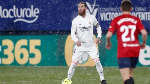 Real Madrid no pudo ante Osasuna