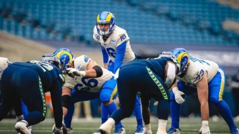 Rams se llevan el 3er round y eliminan a Seahawks