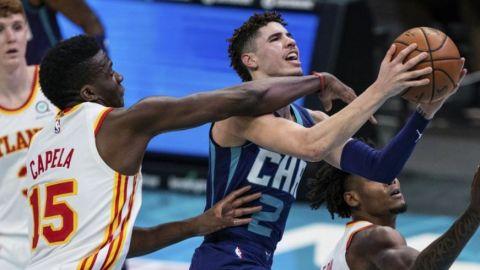 Ball, el jugador más joven de la NBA con un triple doble