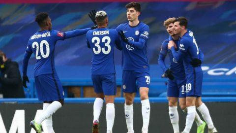 Chelsea cumple y avanza en FA Cup