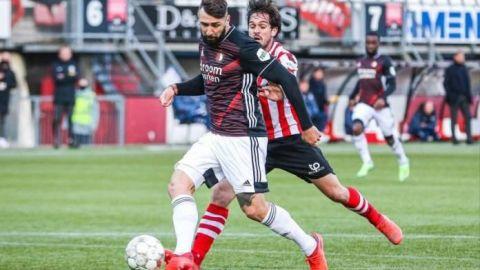 Lucas Pratto debuta con victoria en el Feyenoord