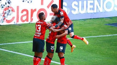VIDEO: Toluca vence a Gallos en regreso de Cristante