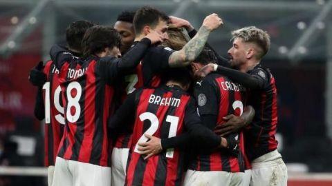 El Milan es cada vez más líder en Italia