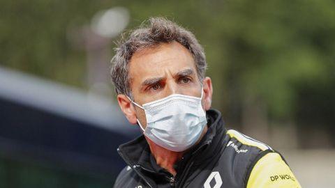 Cyril Abiteboul deja la dirección de la escudería Renault de F1