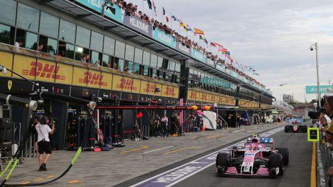 El calendario 2021 de Fórmula Uno será modificado por la pandemia