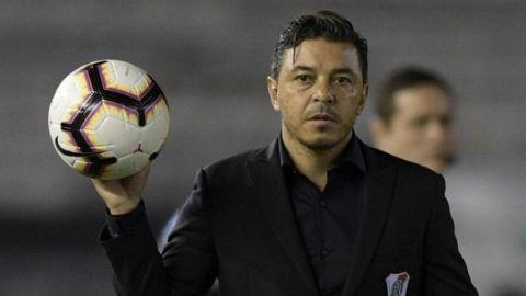 Gallardo pone en duda continuidad en River Plate tras la Libertadores