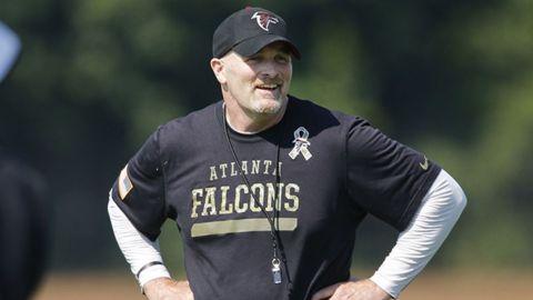 Ex entrenador en jefe de Falcons es candidato para llegar a Cowboys