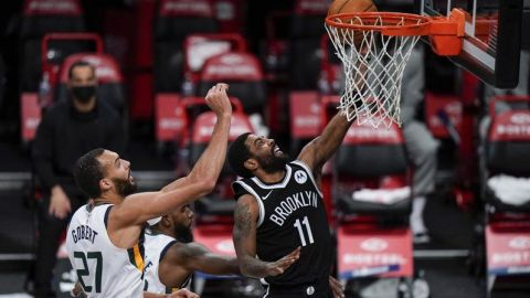Nets no saben cuándo volverá Irving
