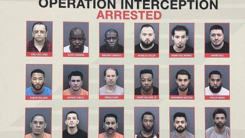 Más de 70 arrestos por tráfico humano previos al Super Bowl en Florida