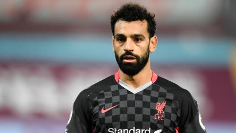 Delantero del Liverpool Salah dona oxígeno para apoyar lucha de su gente