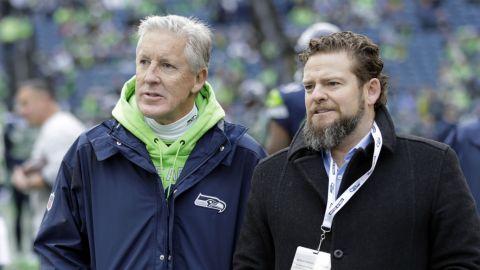 Seahawks extienden contrato de su gerente general