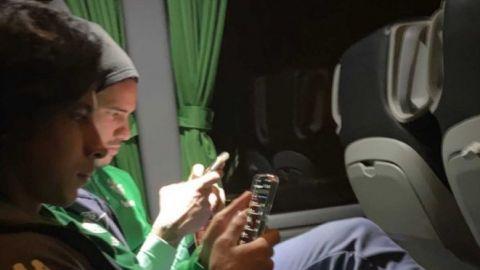 Le aconsejan a Lainez darle descanso al móvil