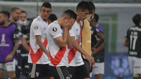 River a 1 gol de hazaña; Palmeiras a final