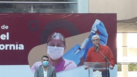 La vacuna contra el COVID-19 es un hecho histórico: Bonilla Valdez