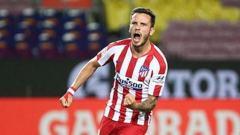 Saúl, del Atlético Madrid, se confiesa sobre su crisis de confianza tras un bajó
