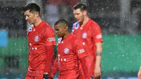 Bayern Munich, eliminado de DFB Pokal ¡por club de Segunda División!