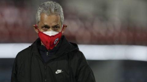 Rueda deja Chile y es el nuevo técnico de Colombia
