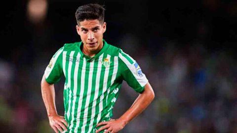 Diego Lainez inició trámites para obtener nacionalidad española