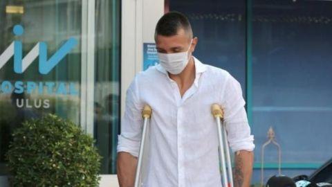 Muslera puede volver a jugar con el Galatasaray la próxima semana