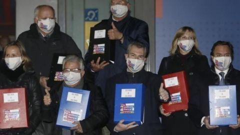 Emili Rousaud abandona la carrera a la presidencia el Barcelona