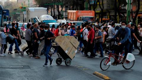Primeros casos de Covid-19 en México, ¿ya perdieron la inmunidad?