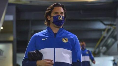 Santiago Solari ya fue registrado por la Liga MX como técnico del América