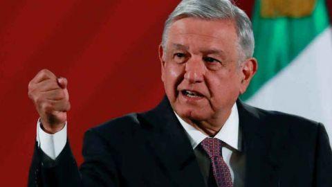 AMLO respalda decisión de FGR sobre Cienfuegos