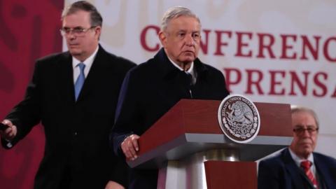 La DEA fabricó delitos para apresar a Salvador Cienfuegos, dice AMLO