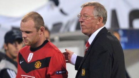 Ferguson ve éxito en Rooney como entrenador