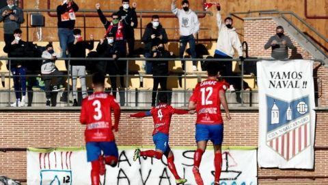 Fracaso del Eibar en Copa del Rey