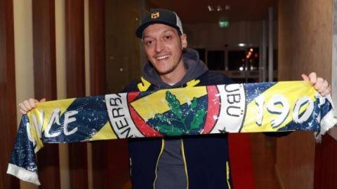 """Mesut Özil ve cumplirse """"un sueño"""" con su previsto fichaje para el Fenerbahçe"""